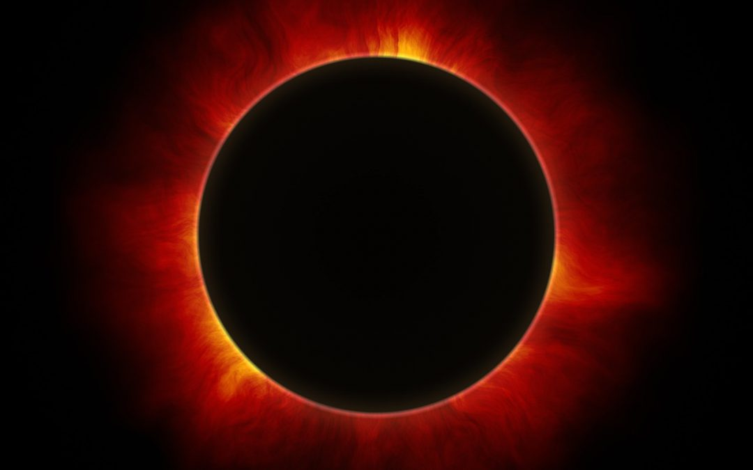 17 official observation points for the Total Solar Eclipse