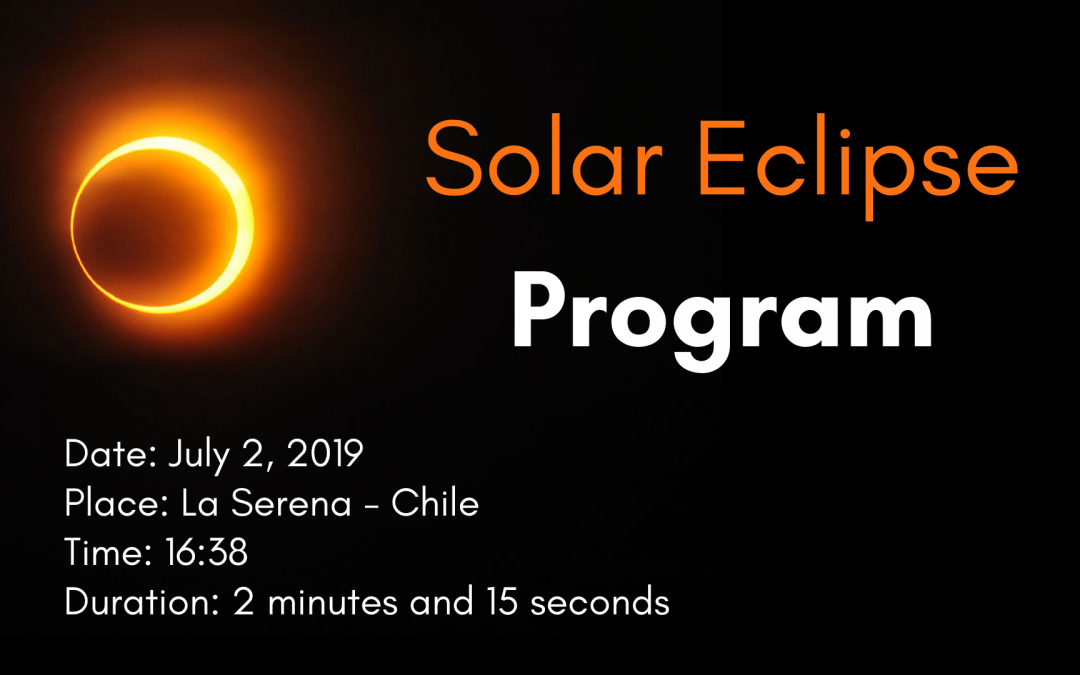 Total Solar Eclipse 2019 in La Serena